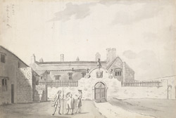 Dunraven House Glamorganshire July 26th 1775